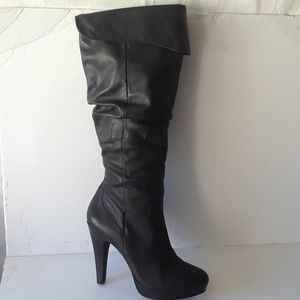 Jessica Simpson, Anne,knee  high boots